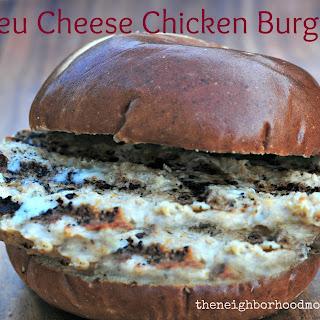 Bleu Cheese Chicken Burger.