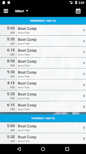Burn Boot Camp- screenshot thumbnail