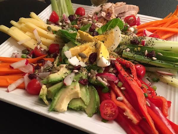 Julienne Salad Recipe
