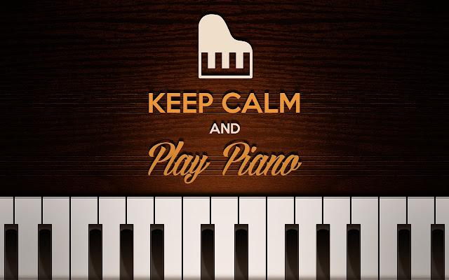 Piano for Chrome