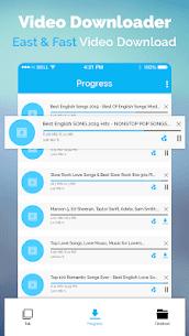 mp4 video downloader – free video downloader Apk  Download For Android 7