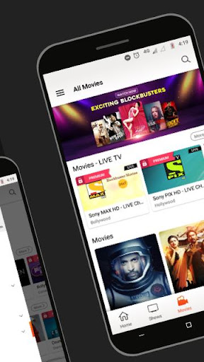 SonyLIV - TV Shows, Movies & Live Sports Online by Sony Pictures