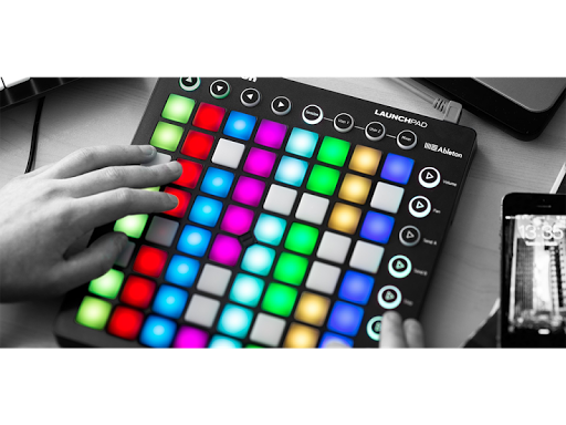 Dj EDM Pads Game apkpoly screenshots 2