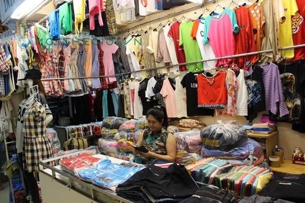 Kinh nghiệm lấy sỉ quần áo chợ An Đông hàng chất, giá tốt