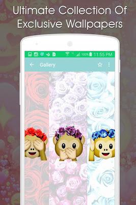Emoji Wallpapers - screenshot