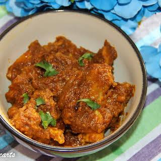 Malvani Coconut Chicken Curry.