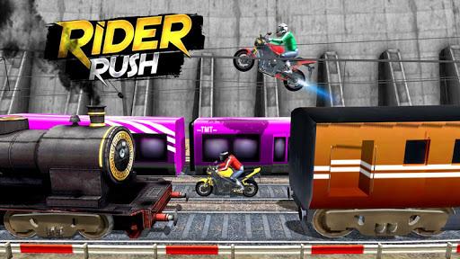 Subway Rider - Train Rush  screenshots 11