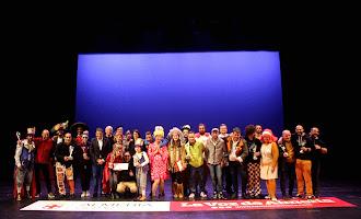 En imágenes: final del Concurso de Carnaval, pregón y público