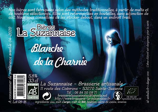Blanche de la Charnie