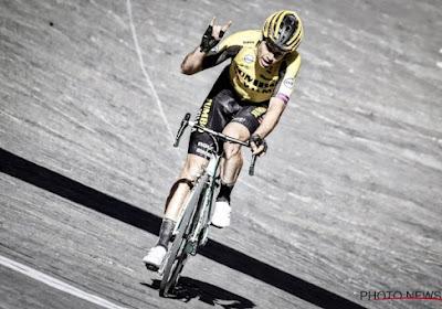 """Wout Van Aert ziet slechts één mogelijkheid om Strade Bianche ooit te winnen: """"Maar ik betwijfel of dat een goed idee is"""""""