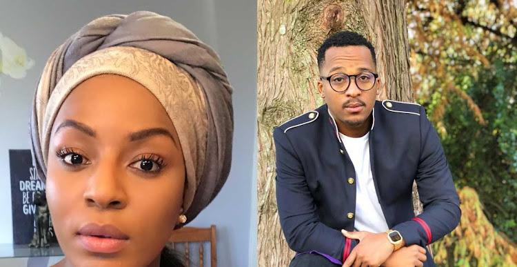 Jessica Nkosi and Ntokozo Dlamini are eager to welcome their baby girl into the world