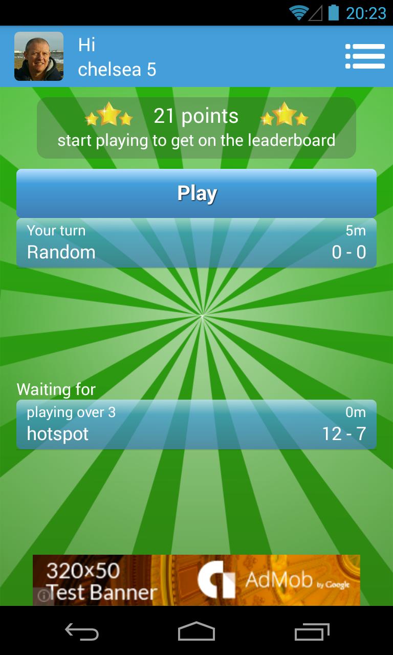 Скриншот Cricket Quiz Challenge