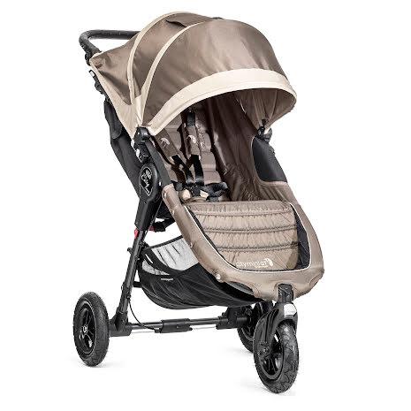 Baby Jogger City Mini GT Singel, Sand/Stone