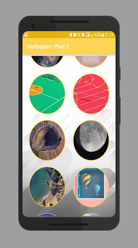 Wallpapers Pixel 2 2.2 screenshots 3