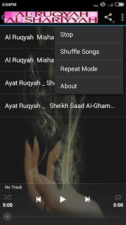 Ruqyah Pendinding Ampuh{MP3} 1.0 screenshot 2092581