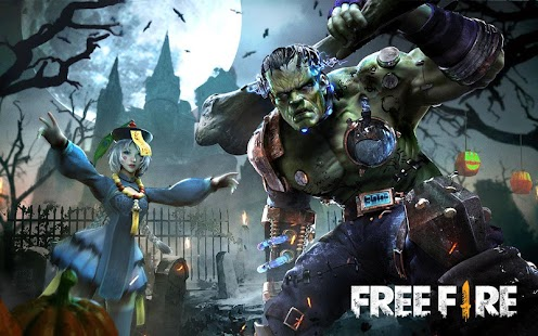 Garena Free Fire: Spooky Night Screenshot