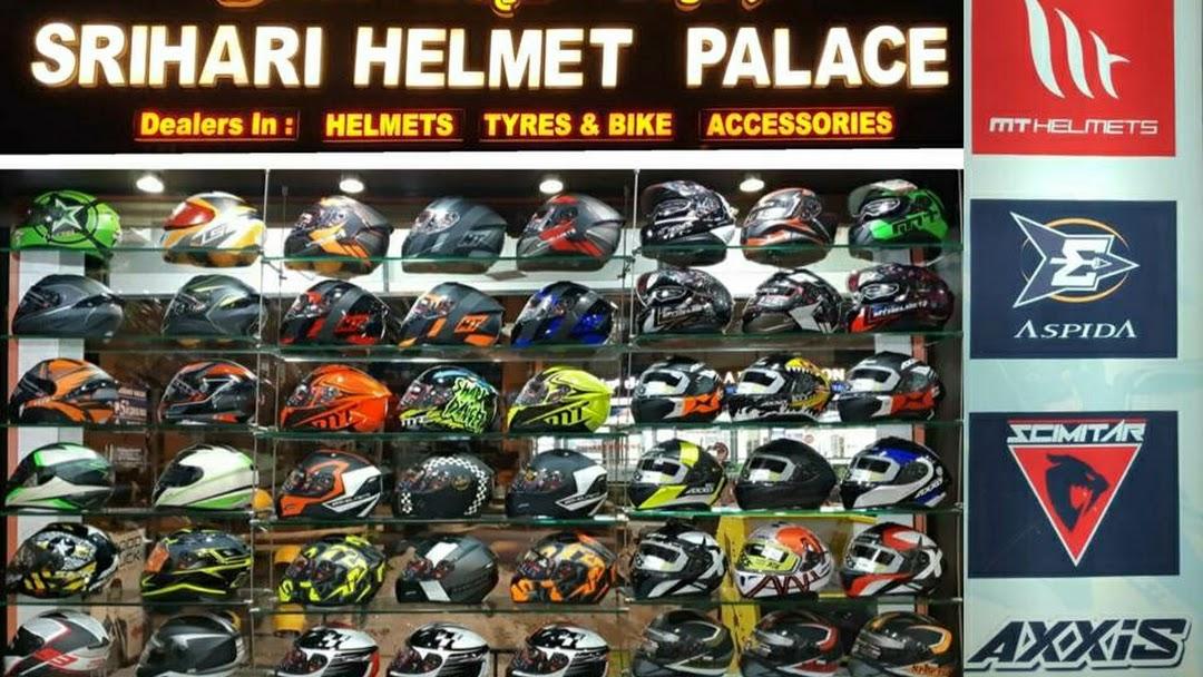 Srihari Helmet Palace Authorized Dealers For Mt Helmets