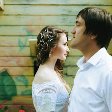 Wedding photographer Sergey Lisica (graywildfox). Photo of 10.06.2017