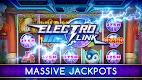 screenshot of myVEGAS Slots - Las Vegas Casino Slot Machines