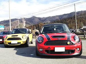 MINI Crossoverのカスタム事例画像 tomo.fさんの2020年02月03日17:33の投稿