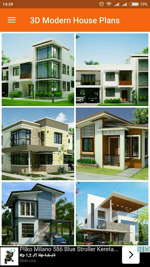 3d modern house plans android apps on google play for 3d house app