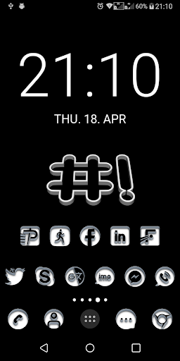 Carved icon pack screenshot 3
