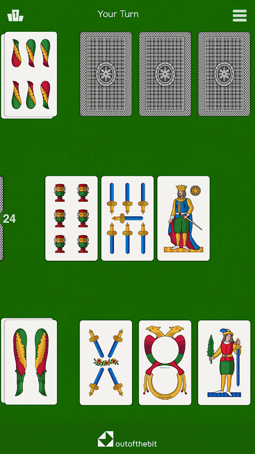 Rubamazzo - Classic Card Games- screenshot