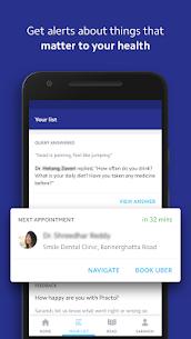 Practo — Doctors, Order Medicines, Consult Online 5