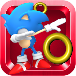 Sonic speed : BOOM runners game