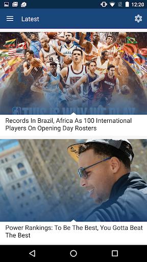 無料运动AppのNBA app|記事Game