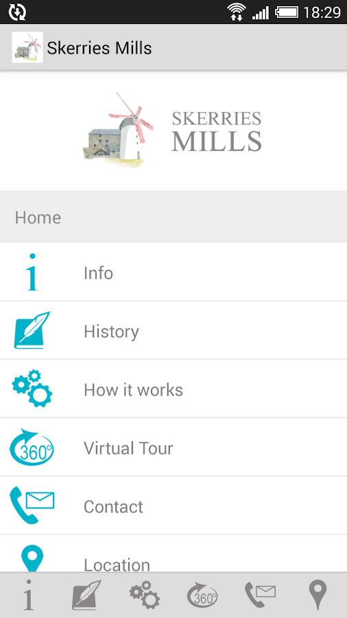 Skerries Mills- screenshot