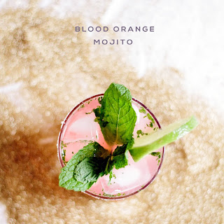 Recipe // Blood Orange Mojito