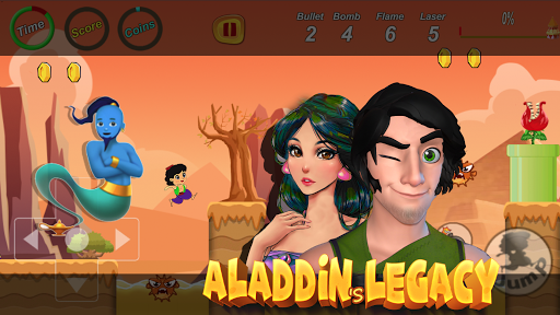 Aladdin's Legacy Magic Lamp 1.2 screenshots 2
