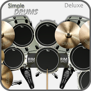 Download Simple Drums Deluxe v1.1.8 APK Full - Aplicativos Android
