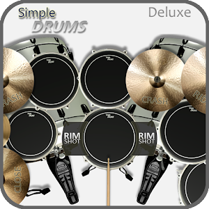 Simple Drums Deluxe icon do Aplicativo