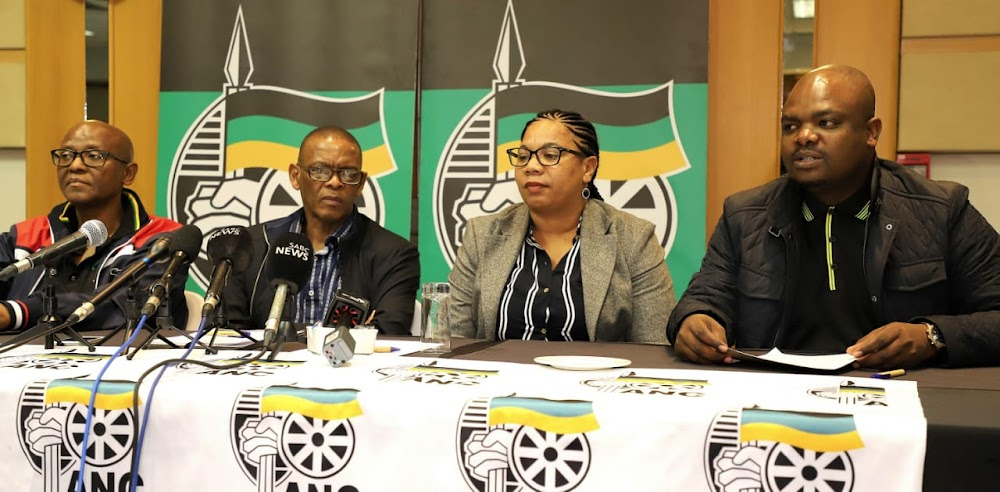 Ace Magashule: ANC Western Cape branches accept interim leadership