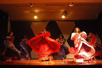 Photo: Dança Cigana com a Professora Marlene