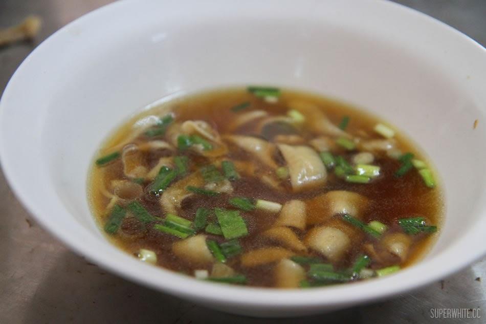 Bangkok Duck Soup Noodle