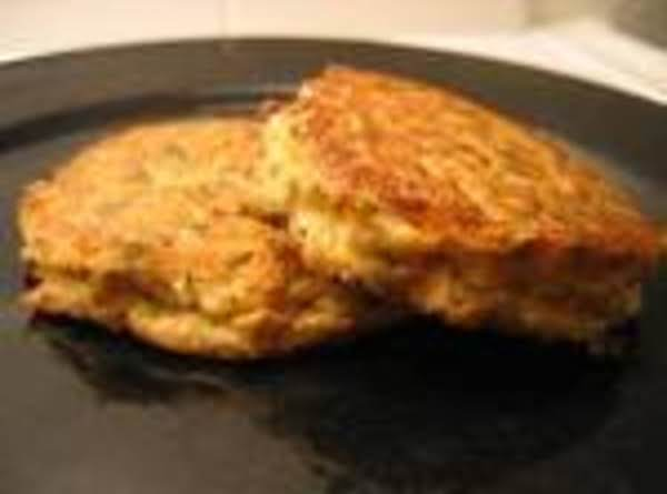 Scrumptous Salmon Patties Recipe