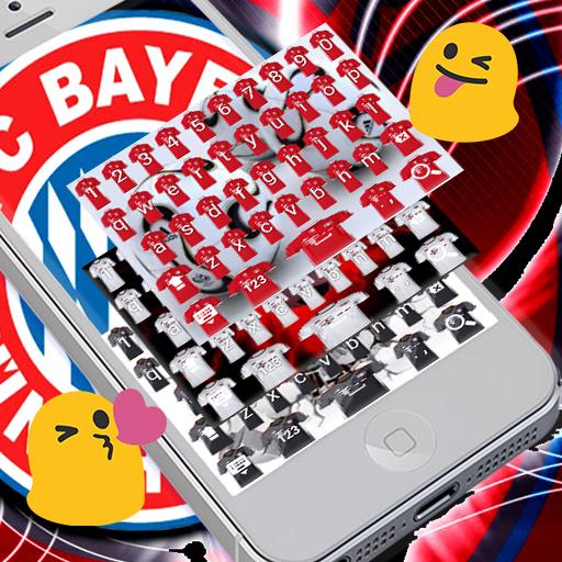 Bayern Munchen Keyboard Emoji