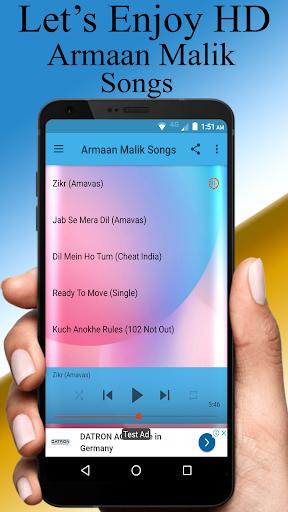 Armaan Malik Songs 1.6 screenshots 1