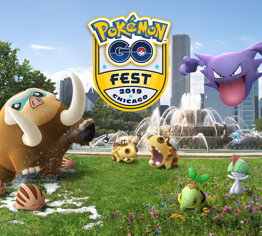Pokémon GO Fest 2019 – Chicago - Pokémon GO