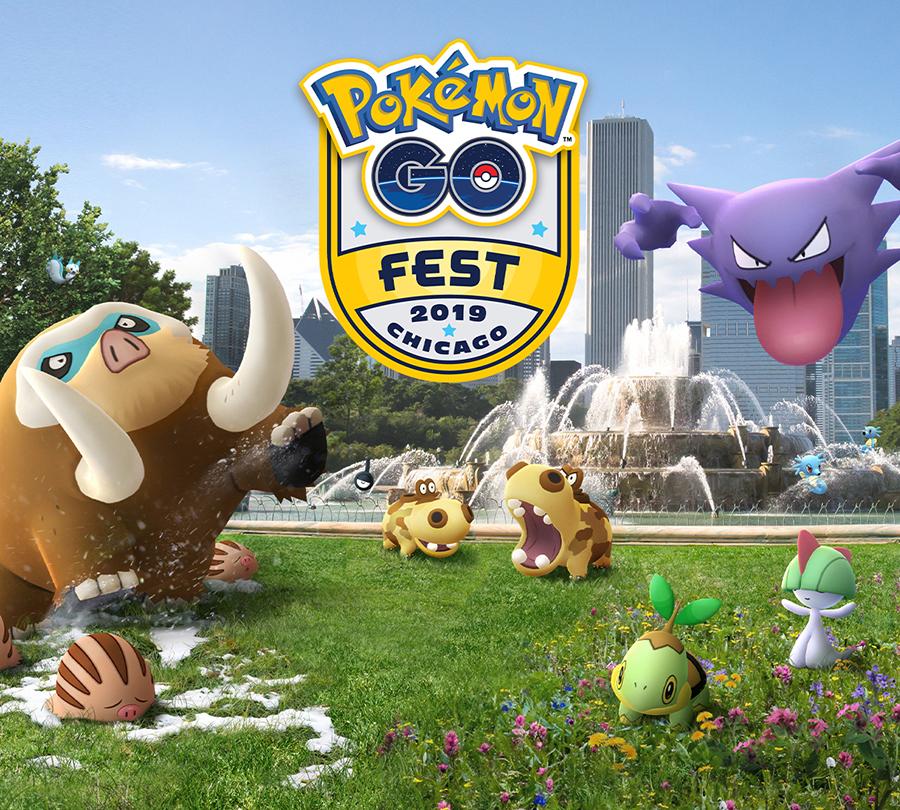 Pokémon GO Fest 2019 – Chicago - Pokémon GO