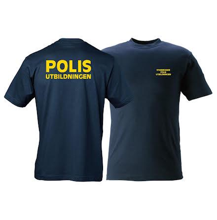 T-shirt bomull POLISSTUDENT