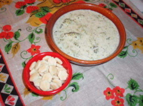 Broccoli And Swiss Cheese Soup Recipe