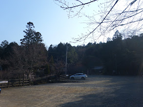 大宮浅間神社駐車場