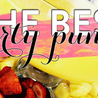 The Best Party Punch.