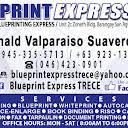 Blueprint express trece blueprint service in trece martires city cad plotting blueprint whiteprint malvernweather Choice Image