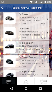 London AirporTransfers- screenshot thumbnail