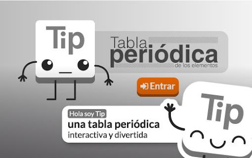 Tip tabla peridica aplicaciones en google play captura de pantalla urtaz Image collections